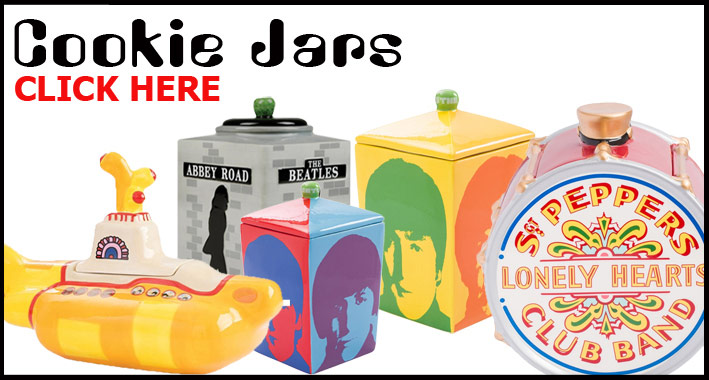 Beatles Merchandise Store - The official website of the